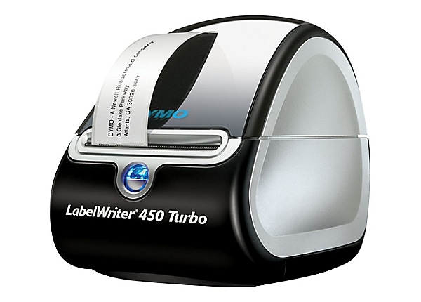 Dymo LabelWriter 450 Turbo - label printer - B/W - direct thermal