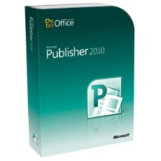Microsoft Publisher 2010 - complete package