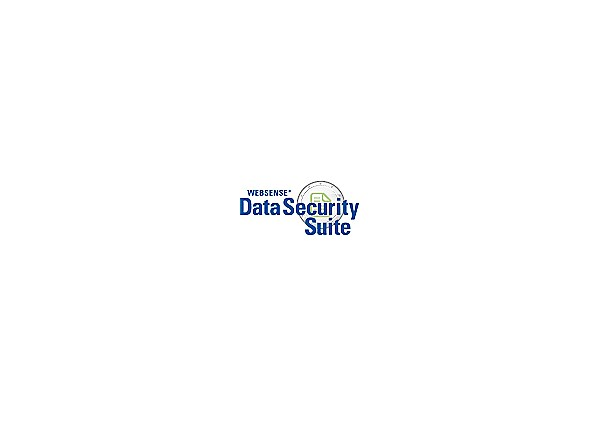 Websense Data Security Suite - subscription license renewal (1 year) - 1 se
