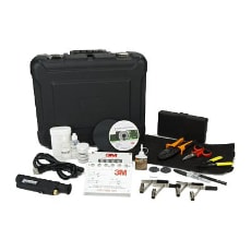 3M Hot Melt Fiber Termination Kit - fiber-optic termination kit