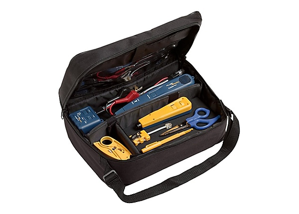 Fluke Networks Electrical Contractor Telecom Kit II with Pro3000 T&P Kit -