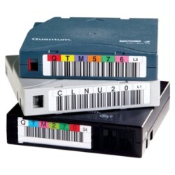 Quantum LTO-5 Barcode Labels series 000101-000200 - barcode labels