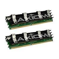 Axiom AX - DDR2 - 8 GB: 2 x 4 GB - FB-DIMM 240-pin