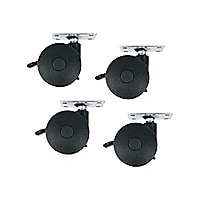 Middle Atlantic RKW-HD rack casters kit