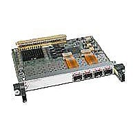 Cisco 4-Port OC-3c/STM-1 POS Shared Port Adapter - expansion module