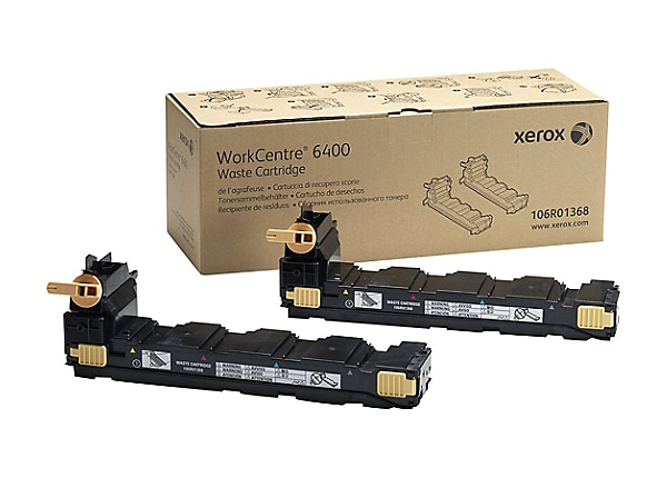 Xerox WorkCentre 6400 - 2 - original - waste toner collector
