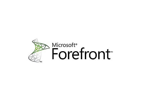 Microsoft Forefront Threat Management Gateway Standard Edition - software a