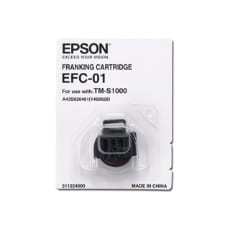 Epson Franking Cartridge EFC-01 - 1 - black - printer stamp unit