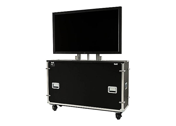 "JELCO EZ-LIFT Ship & Display Lift Case for 65"" LCD (Trade Compliant)"