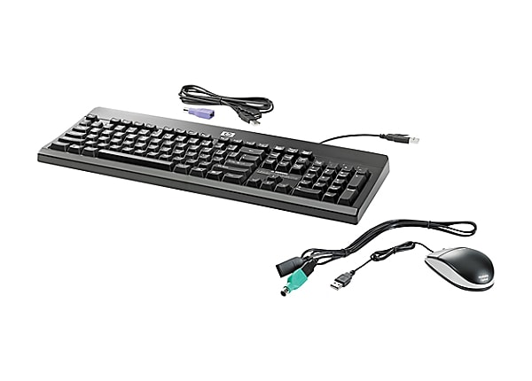 HP USB/PS2 Washable Keyboard and Mouse