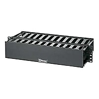 Panduit PatchLink Horizontal Cable Manager - rack cable management kit (hor
