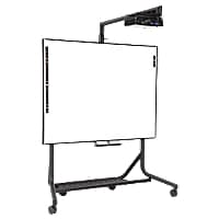 PolyVision eno® one 2610MOBILE height-adjustable mobile solution