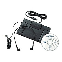 Olympus AS 2400 Transcription Kit - accessory kit for digital voice recorde