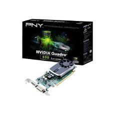 PNY NVIDIA Quadro 600 Video Card - Low profile