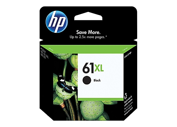 HP 61XL Black High Yield Ink Cartridge