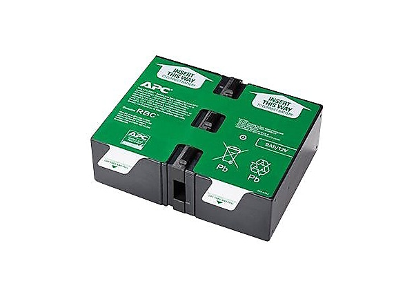 APC RBC124 Replacement Battery Cartridge