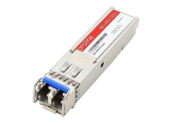 Proline XBR-000174 Compatible 8GBASE-LR SFP SMF 1310NM 25KM LC