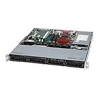 Supermicro SC813M TQ-350CB - rack-mountable - 1U - ATX