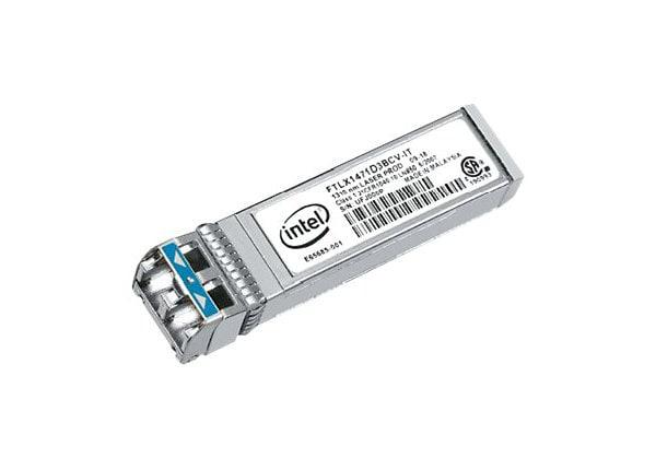 Intel Ethernet SFP+ LR Optics - module transmetteur SFP+ - GigE, 10 GigE