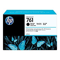 HP 761 - matte black - original - ink cartridge
