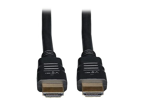 Tripp Lite 3ft High Speed HDMI Cable w/ Ethernet Digital Video Audio M/M 3'