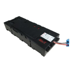 APC Replacement Battery Cartridge #115 - UPS battery - lead acid