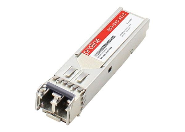 Proline TAA COMPLIANT 1000BASE-SX SFP F/Cisco MMF LC 850NM 550M