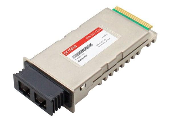 Proline HP J8438A Compatible X2 TAA Compliant Transceiver - X2 transceiver