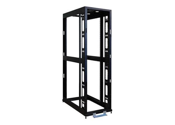Tripp Lite 42U Open Frame Rack Enclosure Server Cabinet 3000lb Capacity
