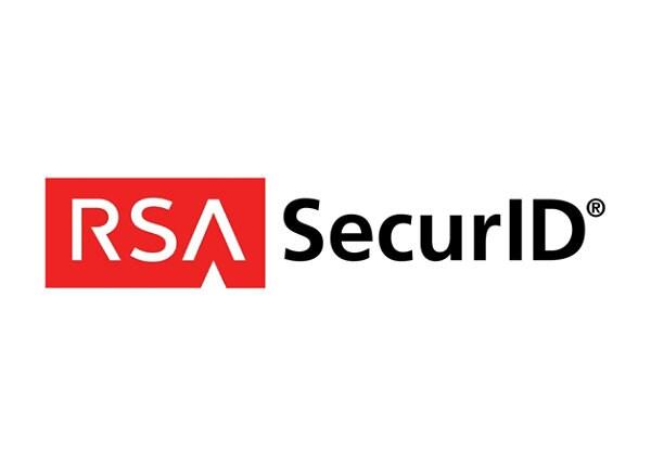 RSA SecurID Appliance Base Software - license - 1 user