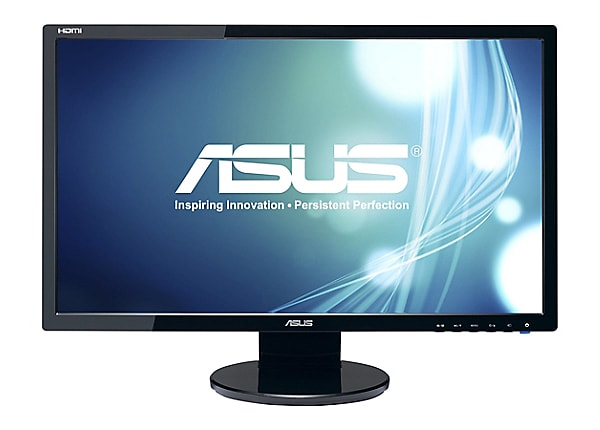 "ASUS VE247H 24"" LED - Black"