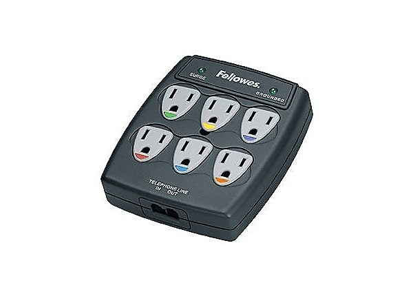 Fellowes Power Guard - surge protector