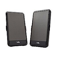 Cyber Acoustics CA-2988 2.0-Channel USB Speaker System