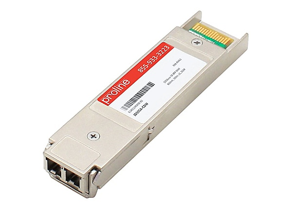 Proline HP JD505A Compatible XFP TAA Compliant Transceiver - XFP transceive
