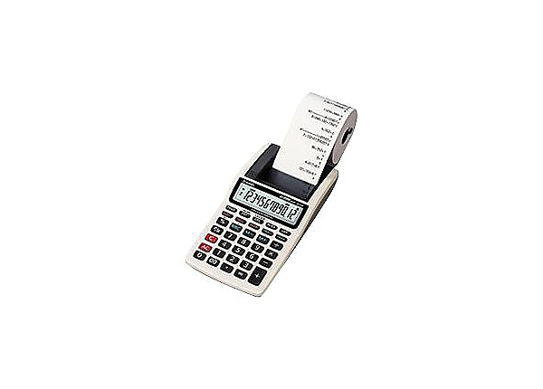 Casio HR-8TM - printing calculator