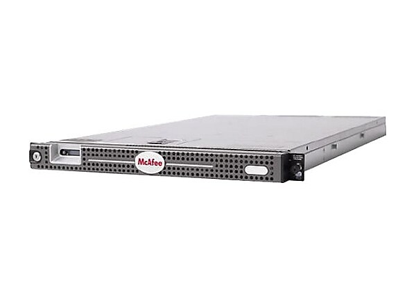 McAfee Email Gateway EG-5000 - security appliance