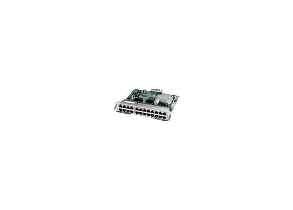 Cisco Enhanced EtherSwitch Service Module Advanced - switch - 23 ports - ma