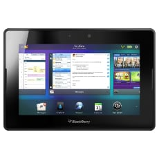 BlackBerry PlayBook - tablet - BlackBerry Tablet OS - 32 GB - 7""