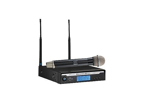 electro voice r300 hd wireless microphone system r300 hd a microphones wireless. Black Bedroom Furniture Sets. Home Design Ideas