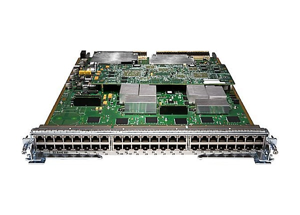 Juniper Networks EX8200-48T - expansion module