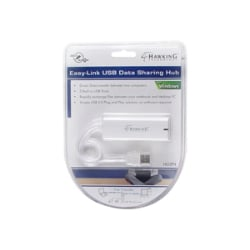 Hawking Easy-Link File Sharing Hub HU2P4 - direct connect adapter