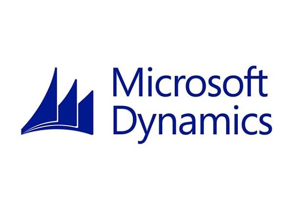 Microsoft Dynamics CRM Limited CAL (v. 4.0) - subscription license - 1 devi