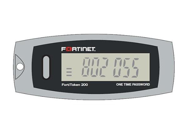Fortinet FortiToken 200 hardware token