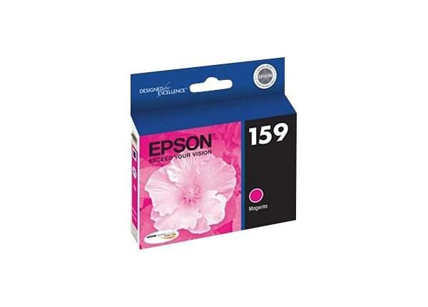 Epson 159 - magenta - original - ink cartridge
