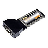 Synchrotech ExpressCard 34 to Serial I/O Port Host Adapter - serial adapter