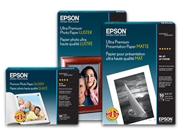 Epson CrystalClear Film - film - 1 roll(s) - Roll (17 in x 100 ft)