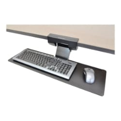 Ergotron Neo-Flex Underdesk Keyboard Arm - keyboard/mouse arm mount tray