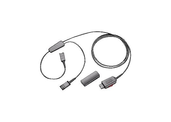 Poly Y Adapter Trainer - headset splitter
