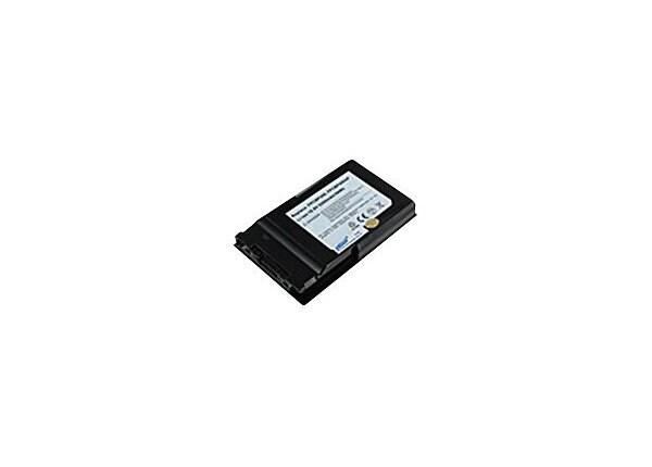 Battery-Biz Hi-Capacity B-5142 - notebook battery - Li-Ion - 5200 mAh
