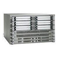 Cisco ASR 1006 HA Bundle - router - desktop, rack-mountable - with 2 x Cisc